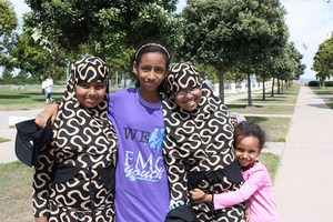 2013_Convention_Family Picnic_Young Girls