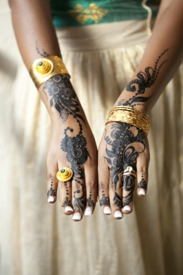 Eritrean-Wedding_2014_Henna