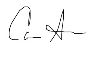 Chair Signature